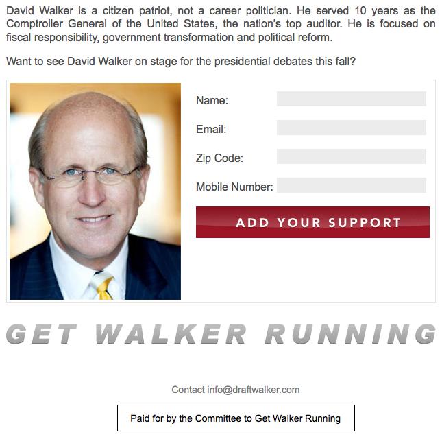 DraftWalker.org starter site